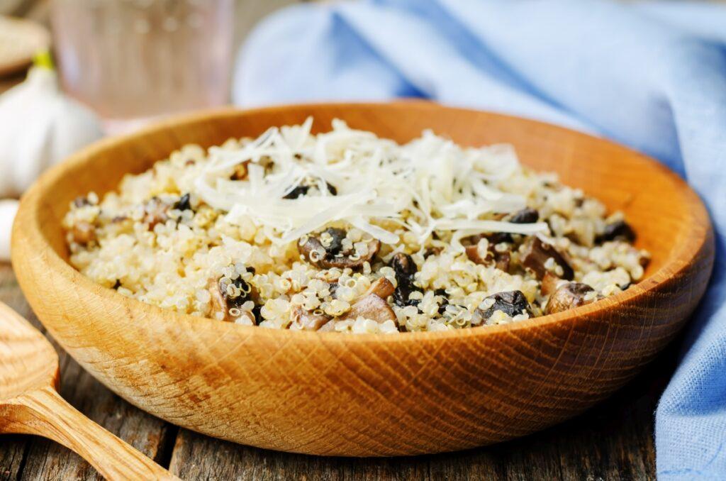 Ile gotować kaszę quinoa