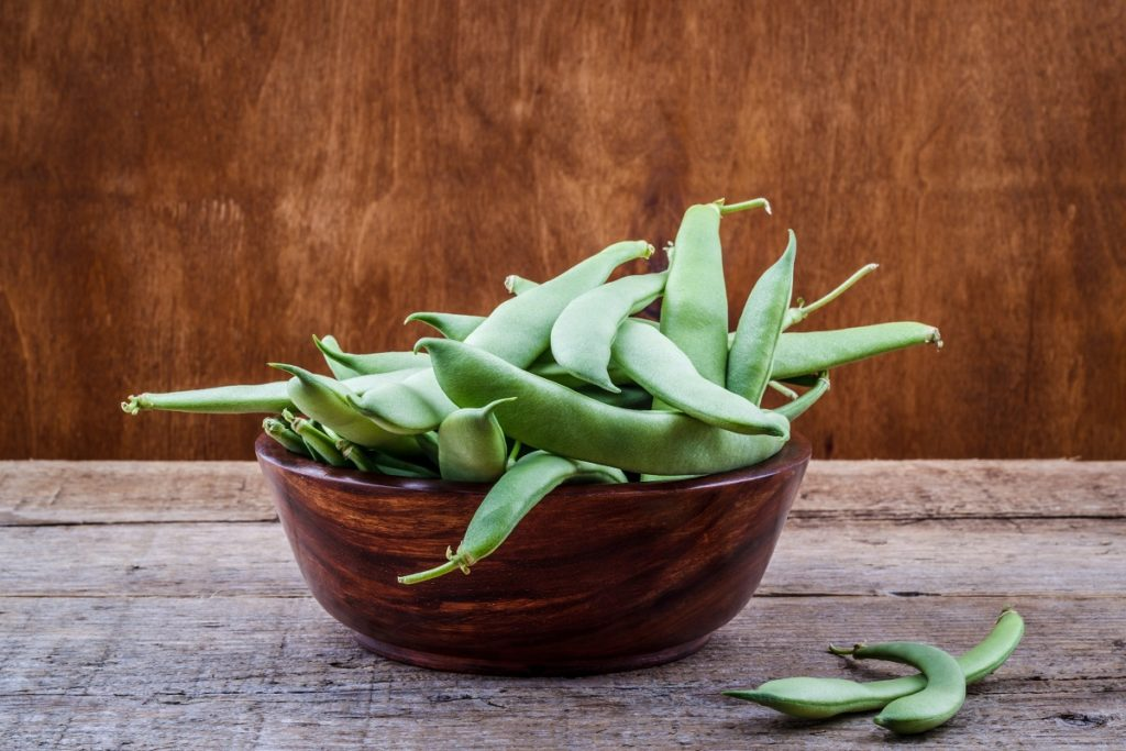 Jak długo gotować fasolkę szparagową?
