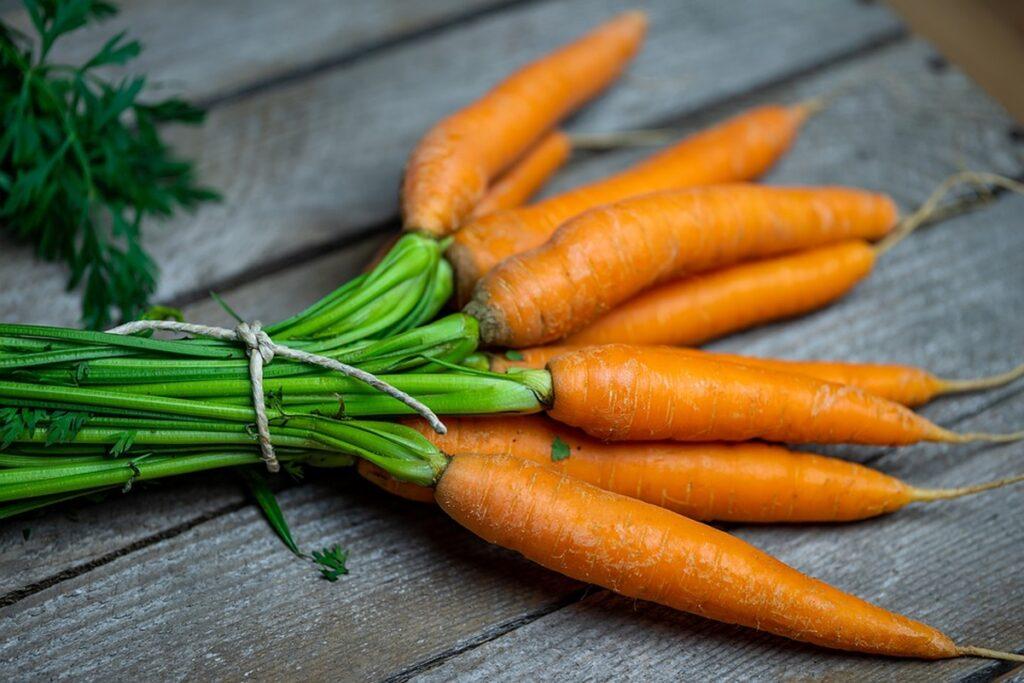 Jak długo gotować marchewkę?