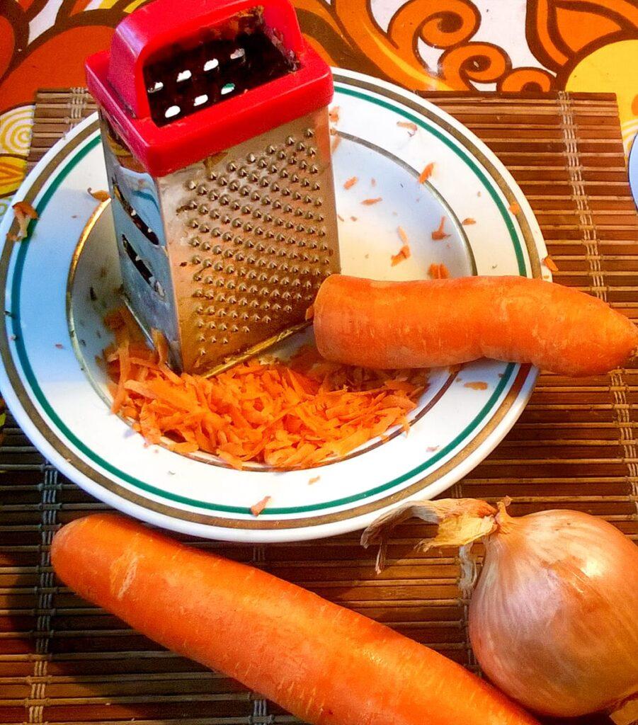 Przepis na krupnik z kaszy jęczmiennej marchew