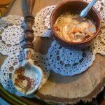 Przepis na zupę pieczarkową